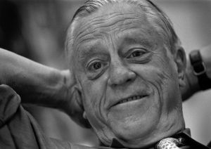 Ben Bradlee eve of the release of his book of memoirs 'A Good Life: Newspapering and Other Adventures' Washington DC