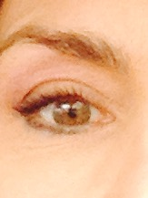 l'occhio chiaro